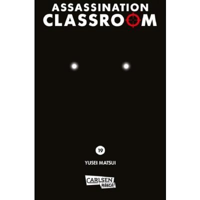 Assassination Classroom 19 Manga