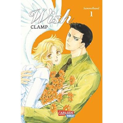 Wish - Sammelband 1 Manga