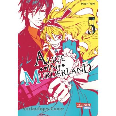 Alice in Murderland 5 Manga