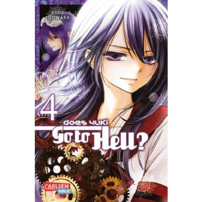 Does Yuki Go to Hell 4 Manga
