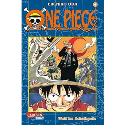 One Piece  4 Manga