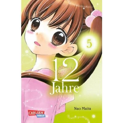 12 Jahre 5 Manga