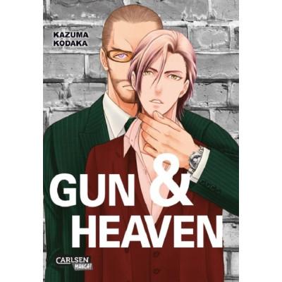 Gun & Heaven Manga