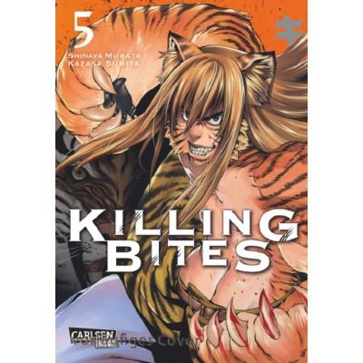 Killing Bites 5 Manga