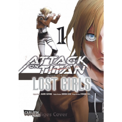 Attack on Titan - Lost Girls 1 Manga