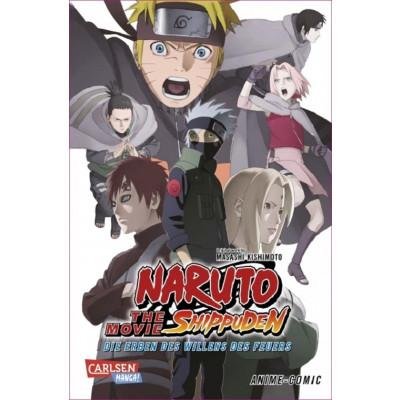 Naruto the Movie: Shippuden - Die Erben des Willens des Feuers Anime Movie