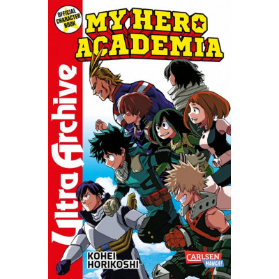 My Hero Academia - Ultra Archive Manga