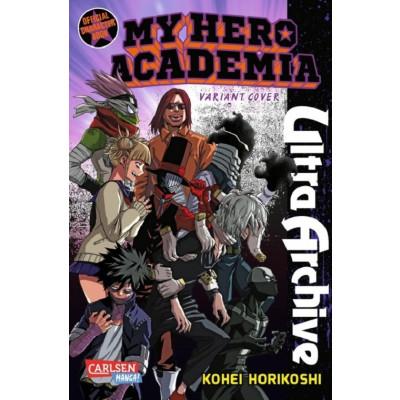My Hero Academia - Ultra Archive - Variant Edition Manga