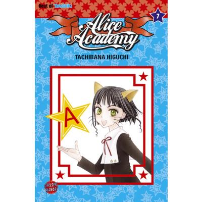 Alice Academy  7 Manga