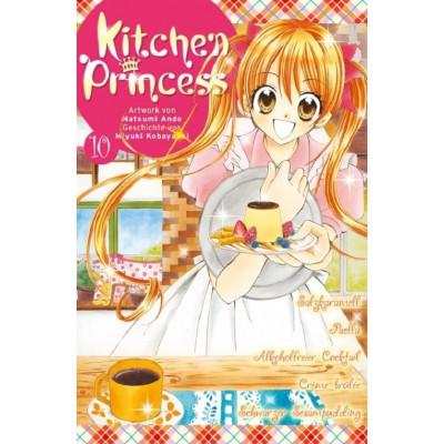 Kitchen Princess 10 Manga