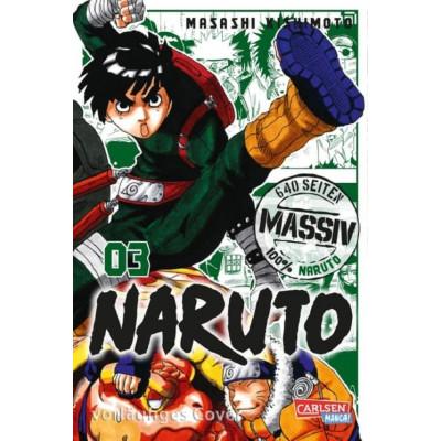Naruto Massiv 3 Manga