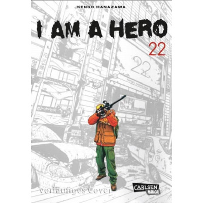 I am a Hero 22 Manga