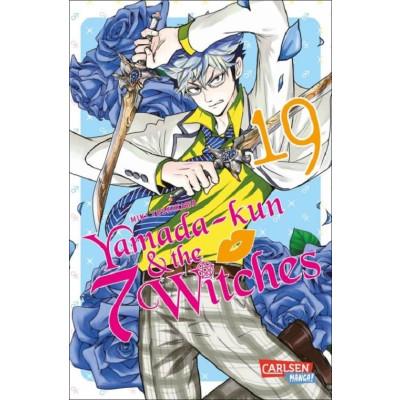 Yamada-kun and the seven Witches 19 Manga