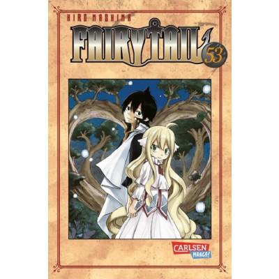 Fairy Tail 53 Manga
