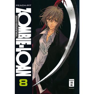 ZOMBIE-LOAN 8 Manga