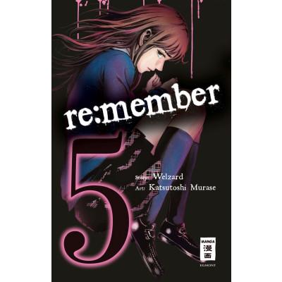 re:member 5 Manga