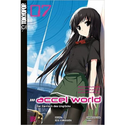 Accel World 7 Light Novel