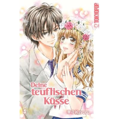 Deine teuflischen Küsse 4 Manga
