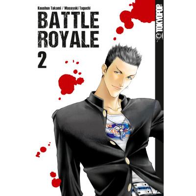 Battle Royale Sammelband 2 Manga
