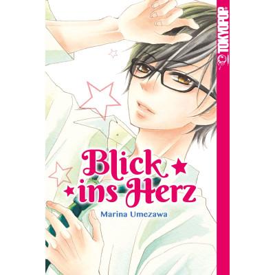 Blick ins Herz Manga