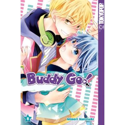 Buddy Go! 8 Manga