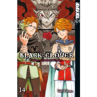 Black Clover 14 Manga