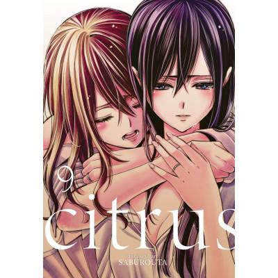 Citrus 9 Manga