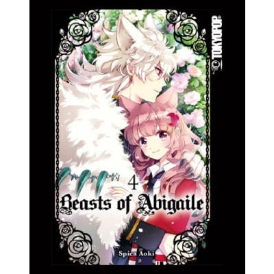 Beasts of Abigaile 4 Manga