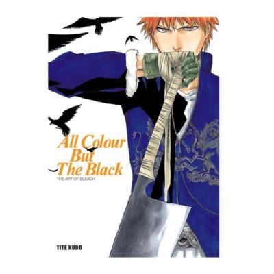 Bleach All Colour But The Black Artbook