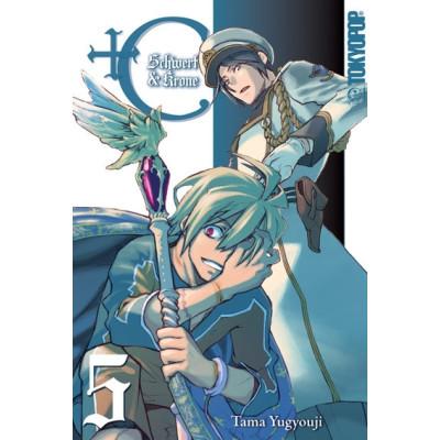 +C - Schwert und Krone 5 Manga
