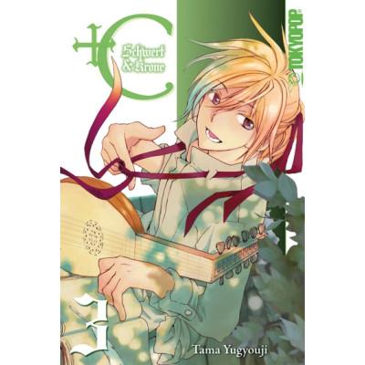 +C - Schwert und Krone 3 Manga