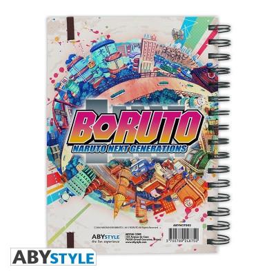 Boruto - Naruto the next Generation - Notizbuch