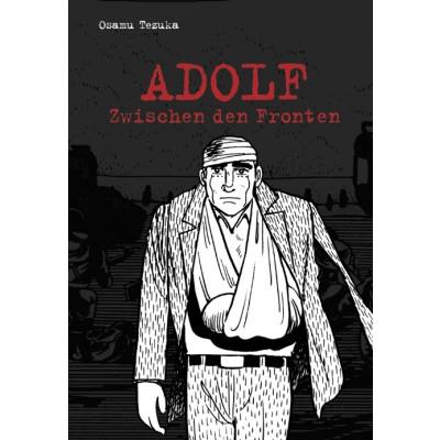 Adolf 4 Manga