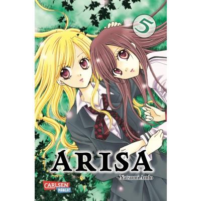 Arisa  5 Manga