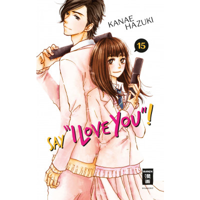 Say I love you! 15 Manga