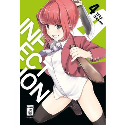 Infection 4 Manga
