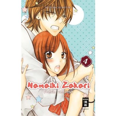 Namaiki Zakari – Frech verliebt 4 Manga