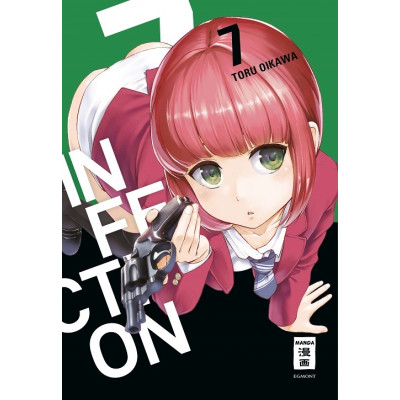 Infection 7 Manga