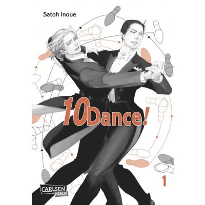 10 Dance!  1 Manga