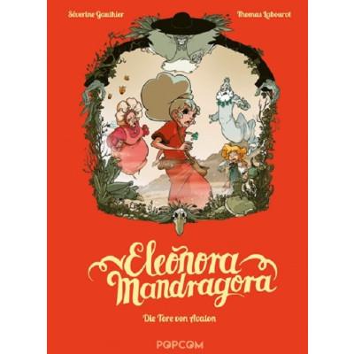 Eleonora Mandragora 3 Manga