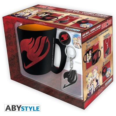 Fairy Tail Natsu & Lucy Geschenk-Box
