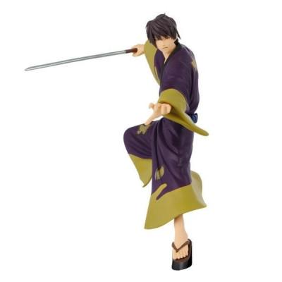Gintama Shinsuke Takasugi Rokudenashi Futari Version 14cm Figur