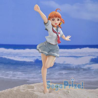 Love Live! Sunshine!! Takami Chika Super Premium 21cm Figur