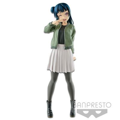 Love Live! Sunshine!! Yoshiko Tsushima EXQ 22cm Figur