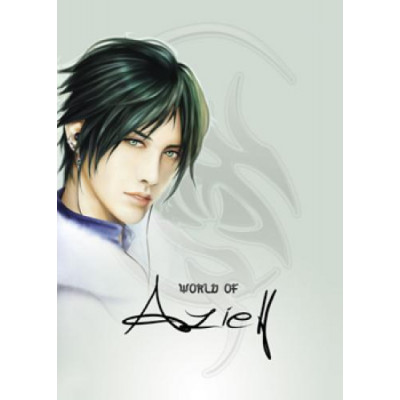 World of Aziell Artbook
