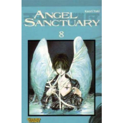 Angel Sanctuary  8 Manga