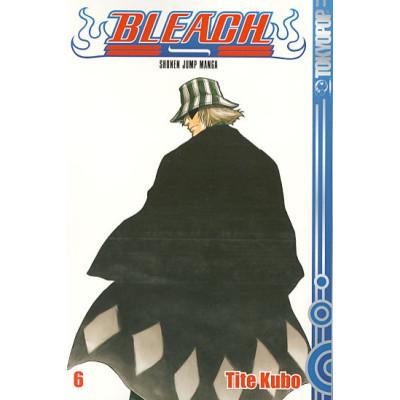 Bleach  6 Manga
