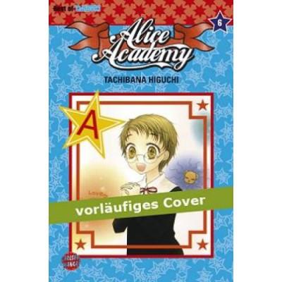 Alice Academy  6 Manga
