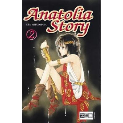 Anatolia Story  2 Manga