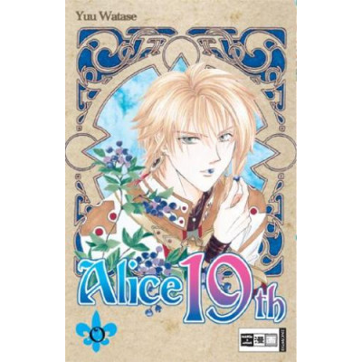 Alice 19th  4 Manga
